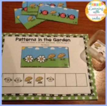 Summer Theme Literacy and Numeracy Pack (In the Garden)