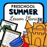 Summer Theme Preschool Lesson Plans - Summer Activities