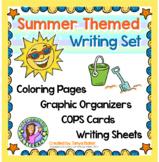 Summer Themed Creative Writing Set