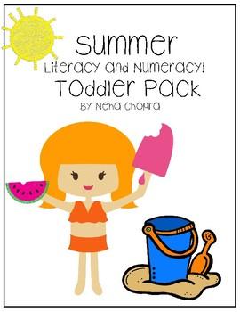 Summer Theme-Toddler Pack