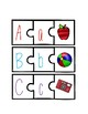Summer Themed ABC Puzzles