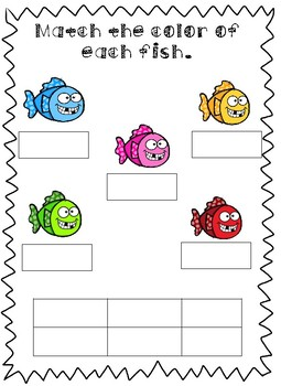 Summer Themed ADAPTED AND INTERACTIVE activity book!