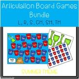 Articulation Board Games Summer Edition Bundle