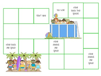 Summer Themed Board Games