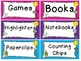Summer Themed Classroom Decor- Bright & Fun Edition