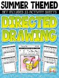 Summer Directed Drawing Activity Pack {Zip-A-Dee-Doo-Dah Designs}