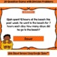 Summer Themed Division Word Problems PowerPoint Game