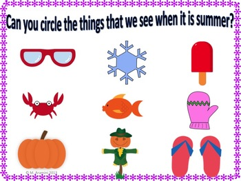 Summer-Themed Interactive Sight Word Activity Book