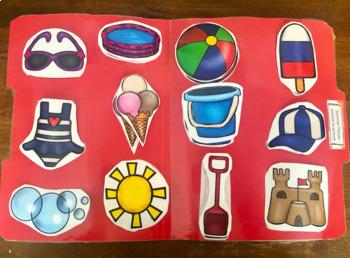 Summer Themed Language Bundle