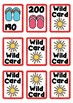 Summer Themed Number Cards 100-200