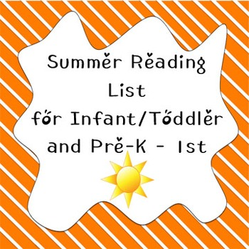 Summer-Themed Reading List