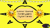 Summer Themed Rhythm Memory Game!!!