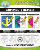 Summer Symmetry Skill Activity Pack {Zip-A-Dee-Doo-Dah Designs}