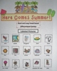 Summer Vocabulary End of Year Phonemic Awareness and Word Work