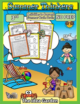 Summer Thinkers - Review NO PREP (Third)