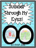 Summer Through My Eyes Journal