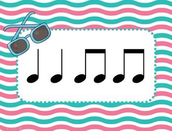 Summer Rhythm Review (Ta, Ti-ti, Rest)