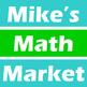 Summer Time Big Bundle - 9 Math-Then-Graph - Solve 2-Step Equations