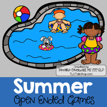 Summer: Open-Ended Games
