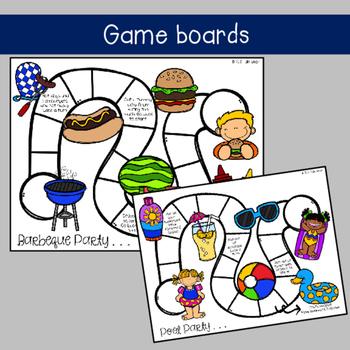 Summer: Open-Ended Games