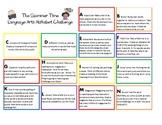 Summer Time Language Arts Alphabet Challenge