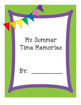 Summer Time Memories