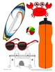 Summer Time at the Beach Nonstandard Measurement