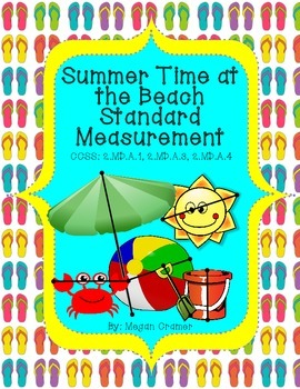 Summer Time at the Beach Standard Measurement