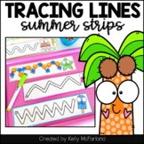 Summer Tracing Lines