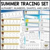 Summer Tracing Set