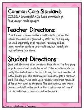 Summer Treats Sight Words! Second Grade List Edition