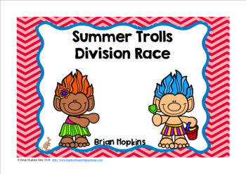 Summer Trolls Division Race