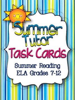 SUMMER PACKET, SUMMER READING, AVOID THE SUMMER SLIDE