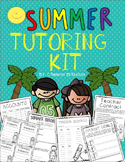 Summer Tutoring Start-Up Kit Teacher Resources