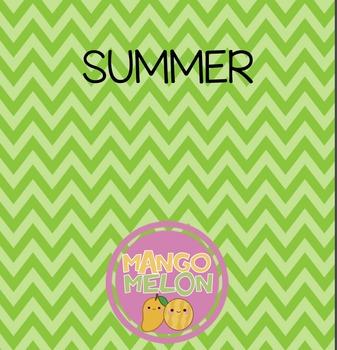 Summer Unit Bilingual