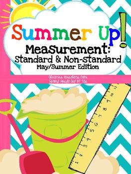 Summer Up! Measurement: Standard & Non-Standard Summer Edition