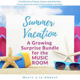 Summer Vacation! A Growing Surprise Bundle for the Music Room
