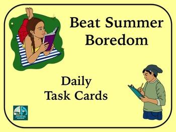 Summer Vacation Activities