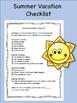 Summer Job Chart: Screentime AFTER Brain/Body Work