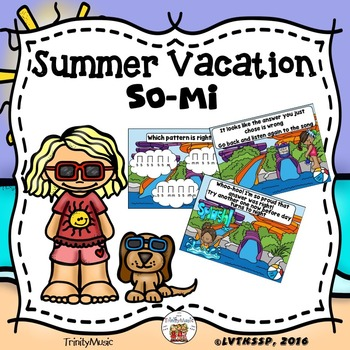 Summer Vacation Interactive Game (So-Mi)