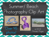 Summer Vacation Photography/ Clip Art