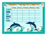 Summer Vacation Printable Planner [FREE]