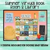 Summer Virtual Book Room/Digital Library