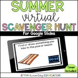 Summer Virtual Learning Scavenger Hunt