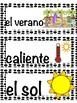Summer - El verano Vocab Bundle- Spanish