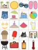 Summer Vocabulary Building Pack (Bilingual)