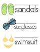 Summer Vocabulary Cards