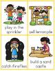 Summer Vocabulary Pack