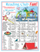Summer Vocabulary (Synonyms) Crossword Puzzle