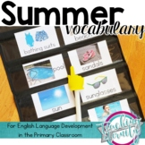 Summer Vocabulary Unit